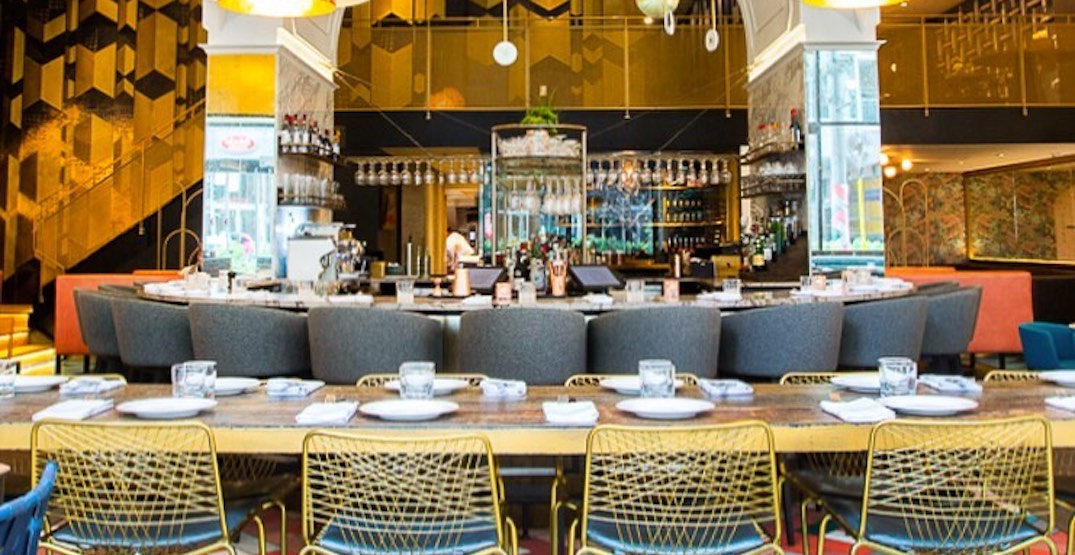 You can get bottomless mimosas at this Toronto restaurant
