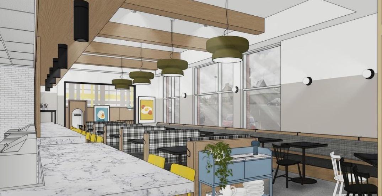 The Bro'Kin Yolk is set to open its first Edmonton location soon