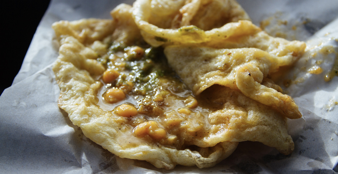 Baby Dhal Roti is now open on Commercial Drive