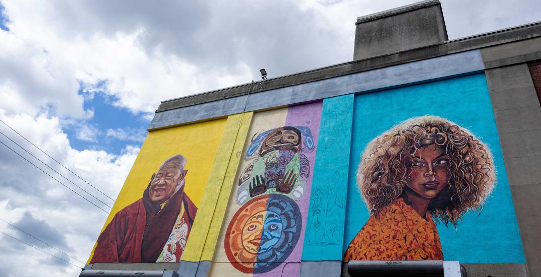 Vancouver Mural Fest spotlights intercultural solidarity with massive new murals