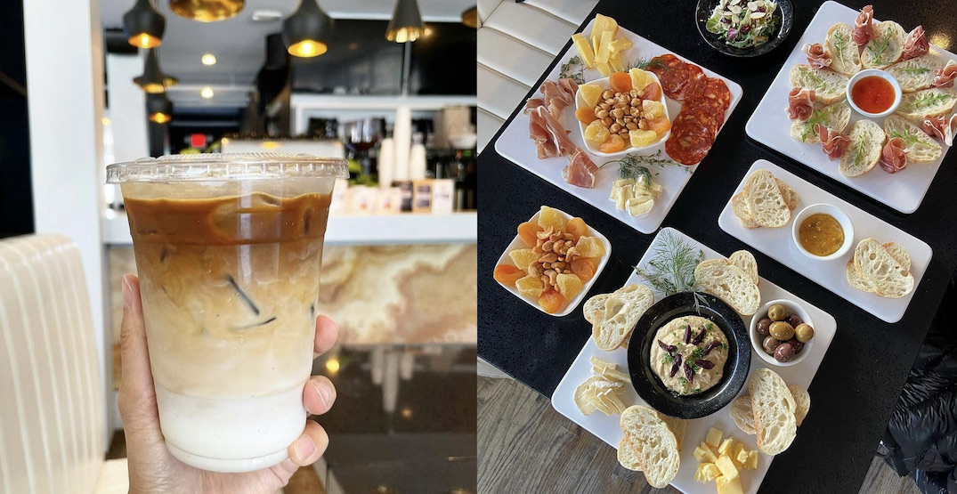 Black Coffeehouse + Lounge now open in Mount Pleasant