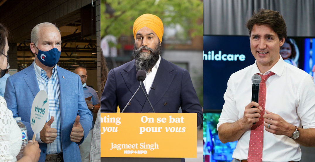 Ontario crucial, tricky battleground for federal parties in pandemic election