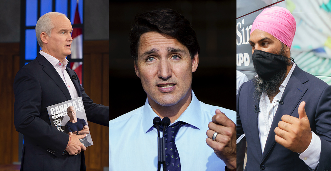 The lazy voter's guide to Canada's 2021 federal election