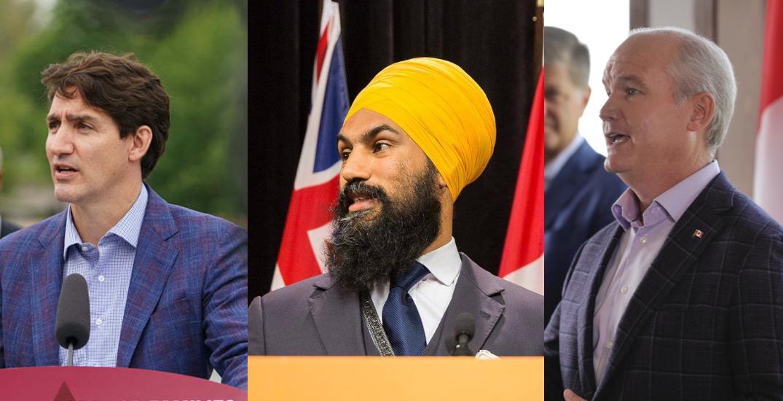 federal leaders debates