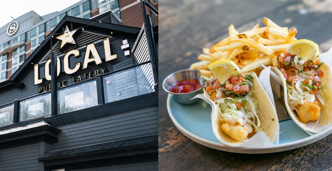 LOCAL Public Eatery is opening a second Calgary location near the Bow River