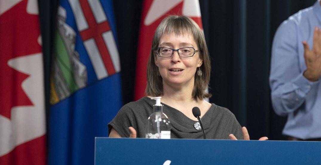 Nearly 1,500 new COVID-19 cases reported in Alberta since Friday