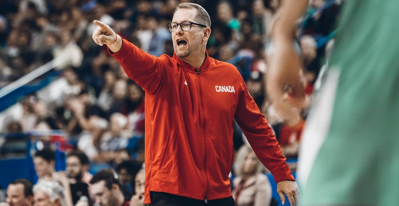US-born Raptors coach Nurse explains commitment to Team Canada in open letter