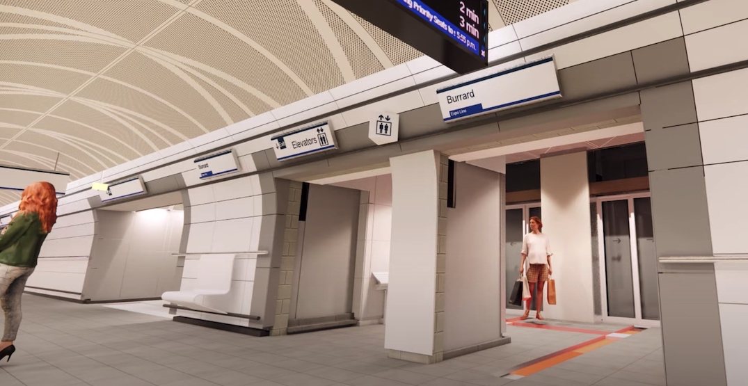 $148 million in new federal funding for SkyTrain station renovations, new train yard