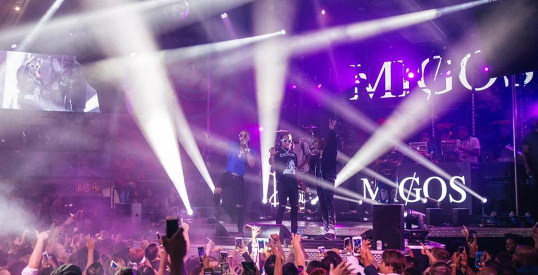 Hip-hop trio Migos announce Vancouver performance next month