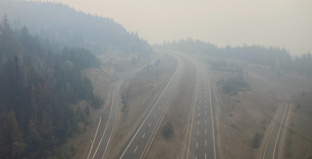 Coquihalla Highway reopens for essential travel after 40-hour closure