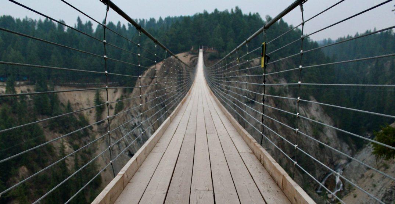 Canada's highest suspension bridge attraction is a must-visit (PHOTOS)