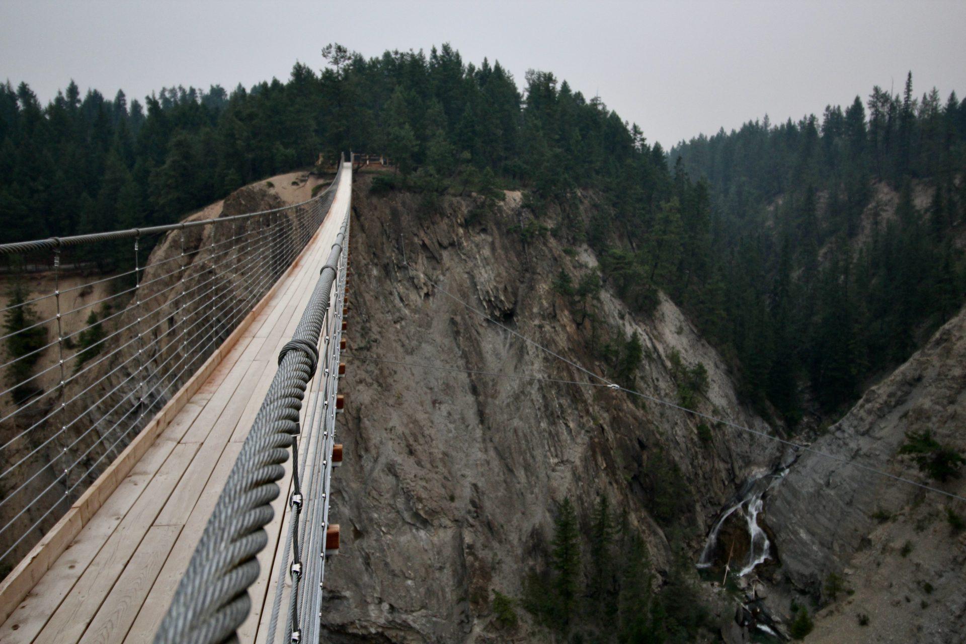Golden skybridge