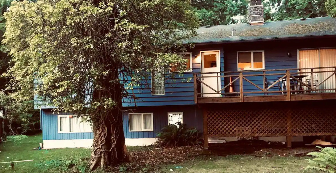 North Van resident's home listed on Airbnb by an alleged swindler