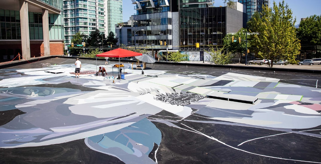 Here are the 11 neighbourhoods to discover at Vancouver Mural Fest 2021