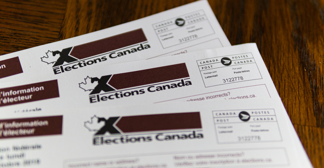 Here are all the ways you can vote in upcoming federal election