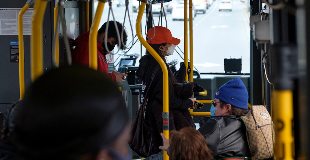 """New TTC ad campaign tells riders to """"avoid busy buses"""""""