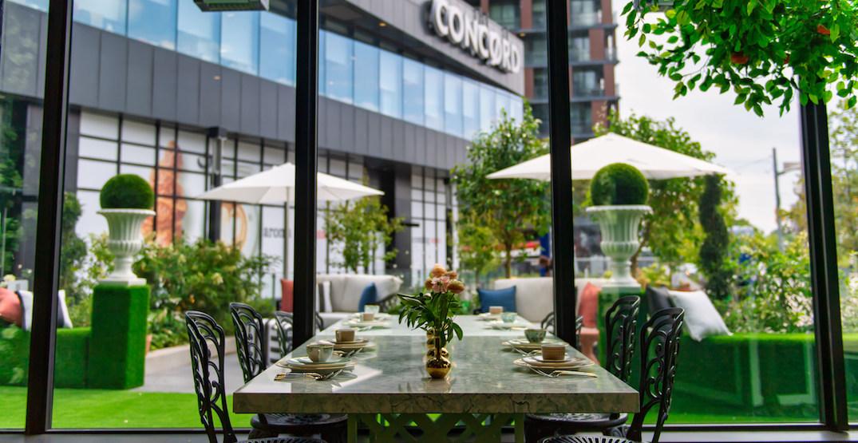 "New ""secret garden"" immersive dining pop up opening in Toronto"