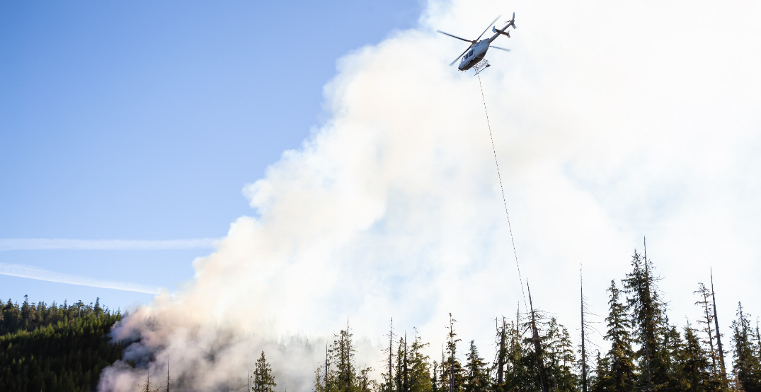 With 260 wildfires burning in BC, Trudeau pledges training 1,000 more personnel