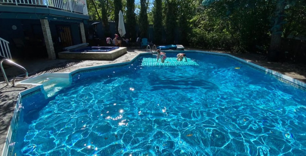 You can now rent out backyard pools Airbnb-style in Edmonton (PHOTOS)