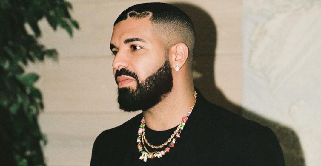 """Drake says his hair has grown in """"weird"""" after having COVID-19"""