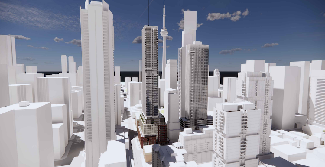 Downtown Toronto may get new 62-storey tower with offices, rentals, retail