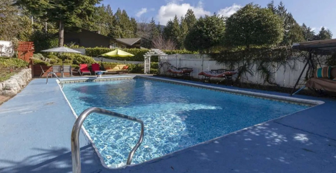 You can now rent out backyard pools Airbnb-style around Vancouver (PHOTOS)