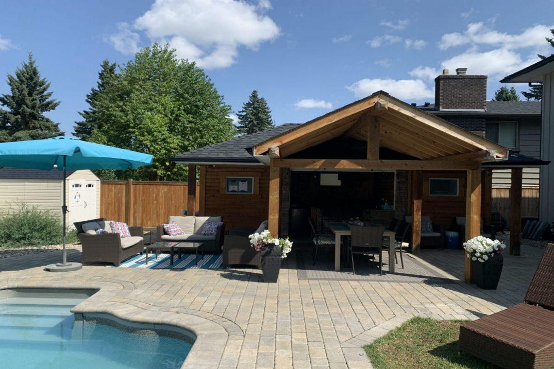 rent pools Calgary