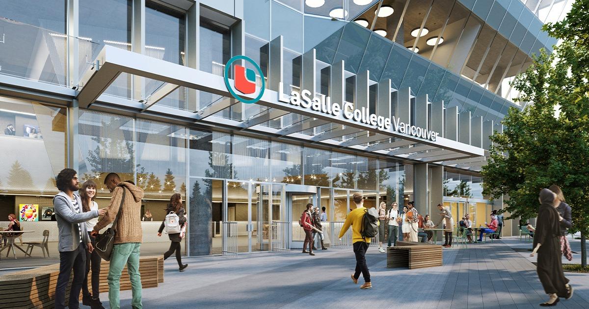 LaSalle College Vancouver 2710 Kaslo Street