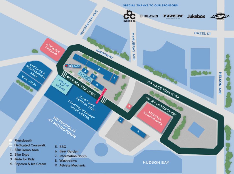 tour de concord race map 2021