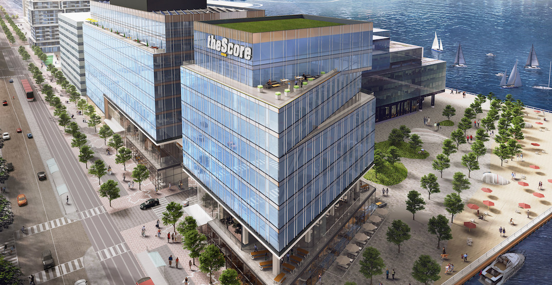 Sports media company theScore opening new 80,000 sq ft Toronto office