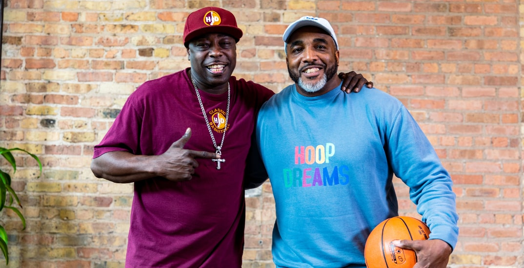 New podcast network takes a deep dive into '90s classic, Hoop Dreams