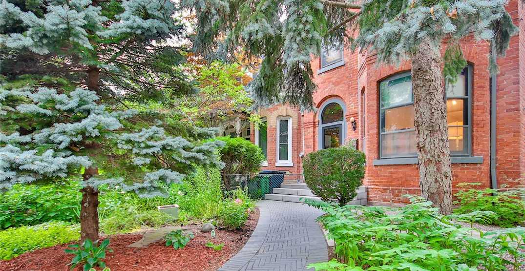 Victorian Toronto home sells $628K over asking after receiving 12 offers