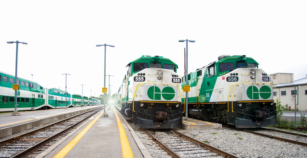 All GO Transit employees will soon be required to be vaccinated