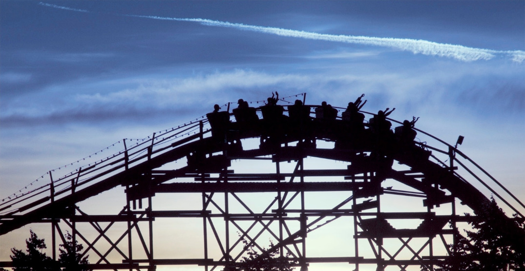 The iconic wooden coaster at the PNE is getting a major renovation