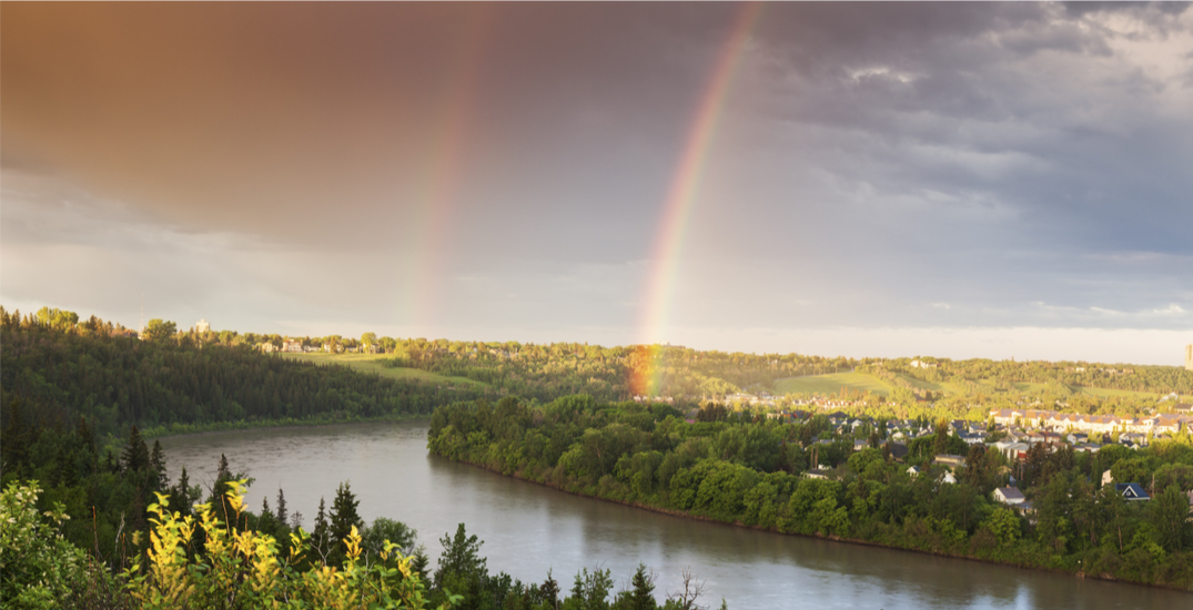 Keep your umbrella handy: Edmonton weather for weekend of August 20 to 22