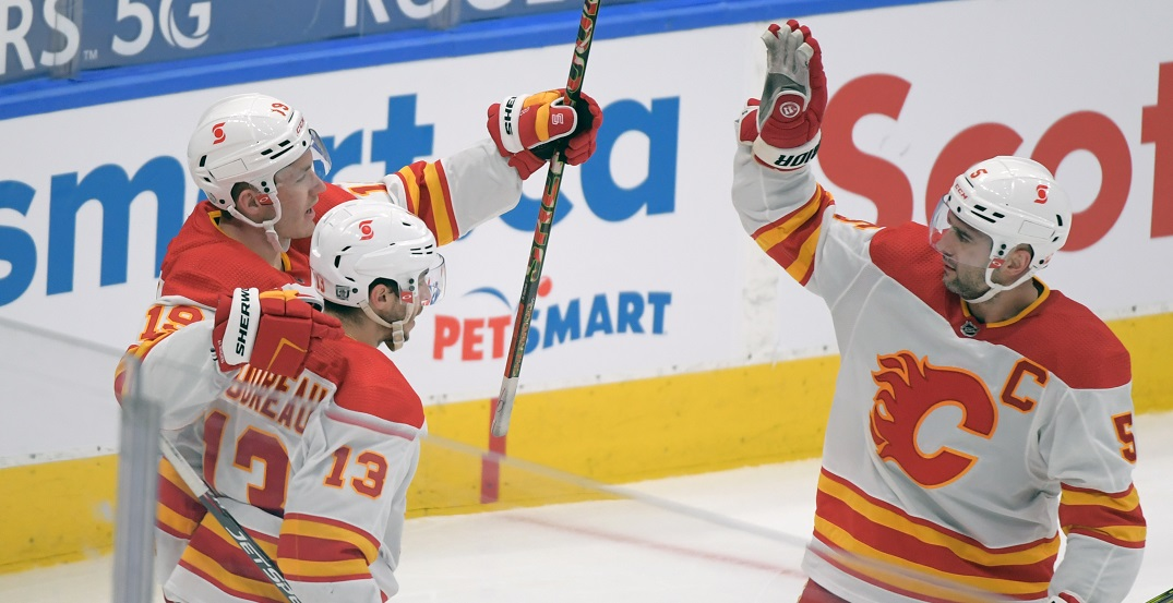 3 candidates to replace Giordano as next Calgary Flames captain