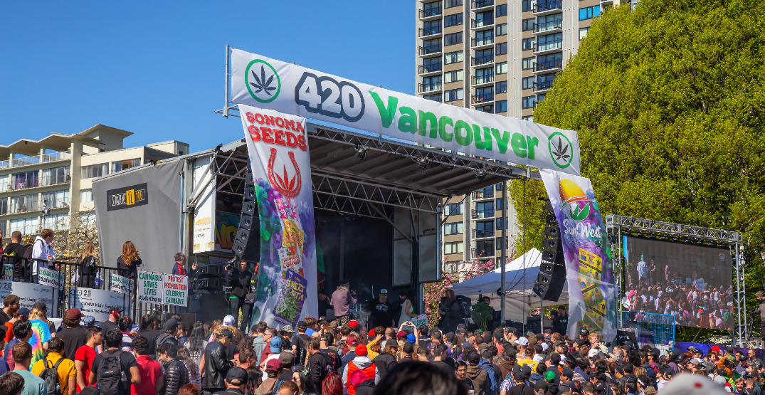 20 psychedelic things to do around Vancouver while you're baked