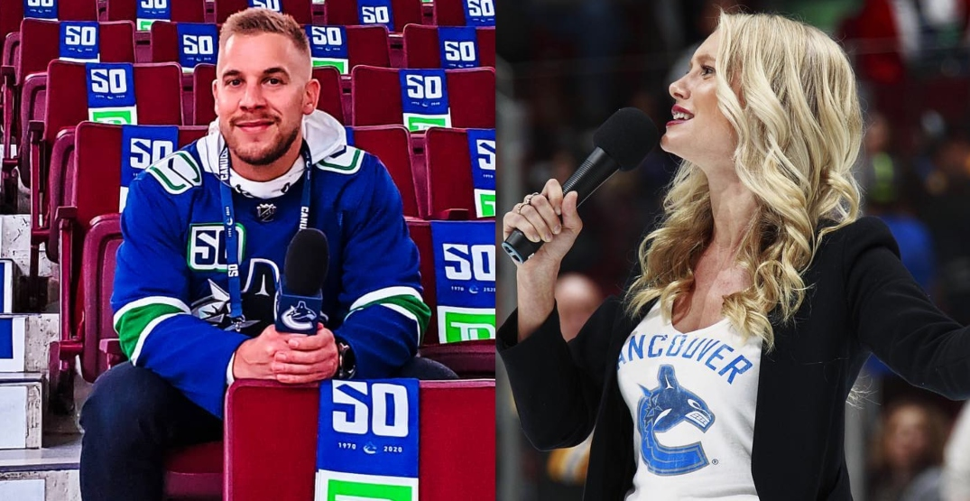 Canucks inviting people to audition to become their next in-arena host