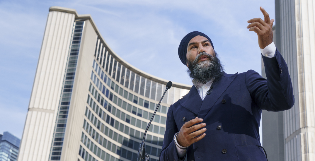 NDP Leader Singh says election timing may have impeded Afghanistan response
