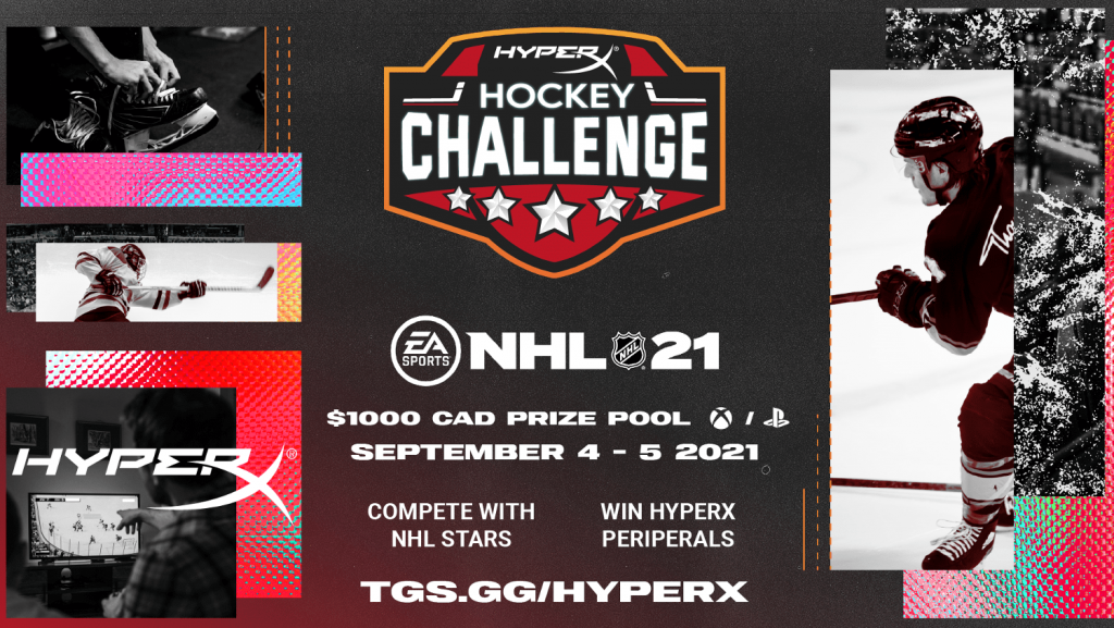 TGS Esports HyperX Hockey Challenge (Submitted)