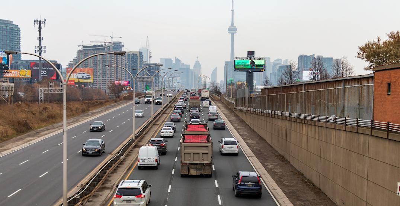 Toronto starting removal of two Gardiner Expressway ramps