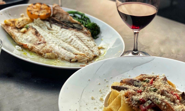 Inside Toronto's vibrant new Sicilian-inspired restaurant (PHOTOS)