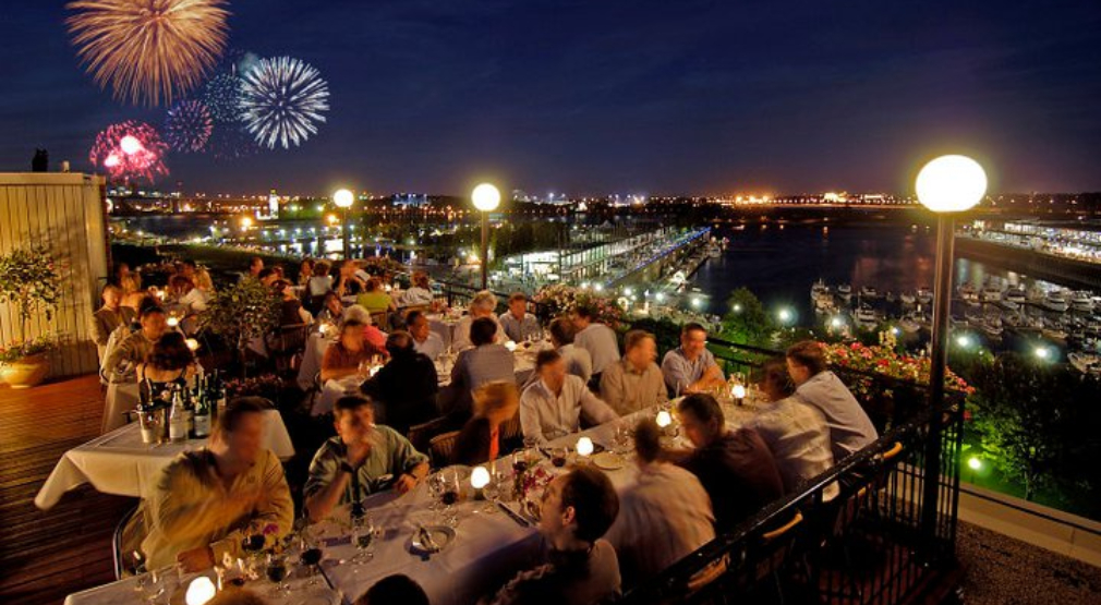 Some amazing waterfront terraces in Montreal to check out this summer