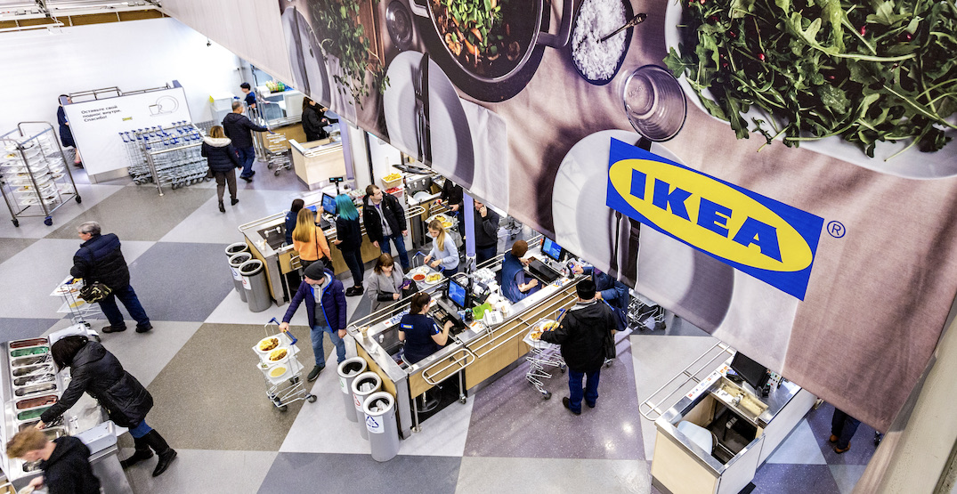 IKEA launches curbside food pickup at stores across Canada