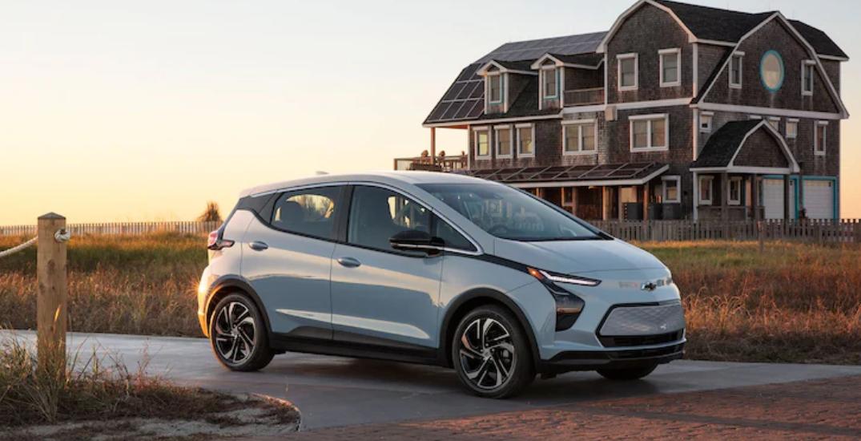 More than 10K Chevrolet Bolt EVs, EUVs recalled over potential fire risk