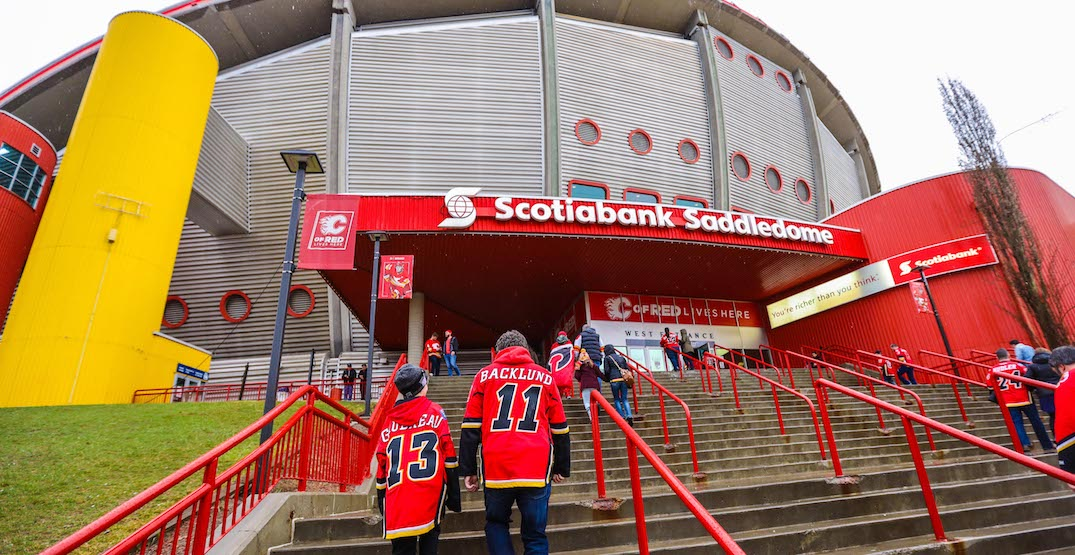 Calgary Flames requiring fans to be fully vaccinated to attend games