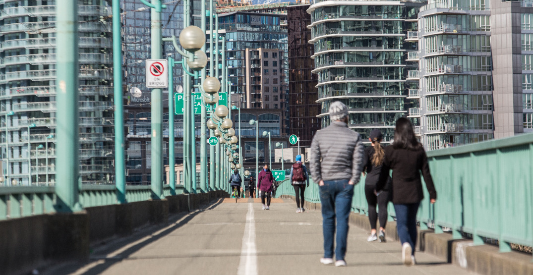 Expect delays on the Cambie Bridge as seismic upgrades start this week