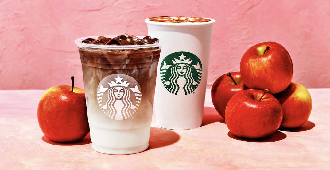 Starbucks is launching a brand new dessert-inspired drink today