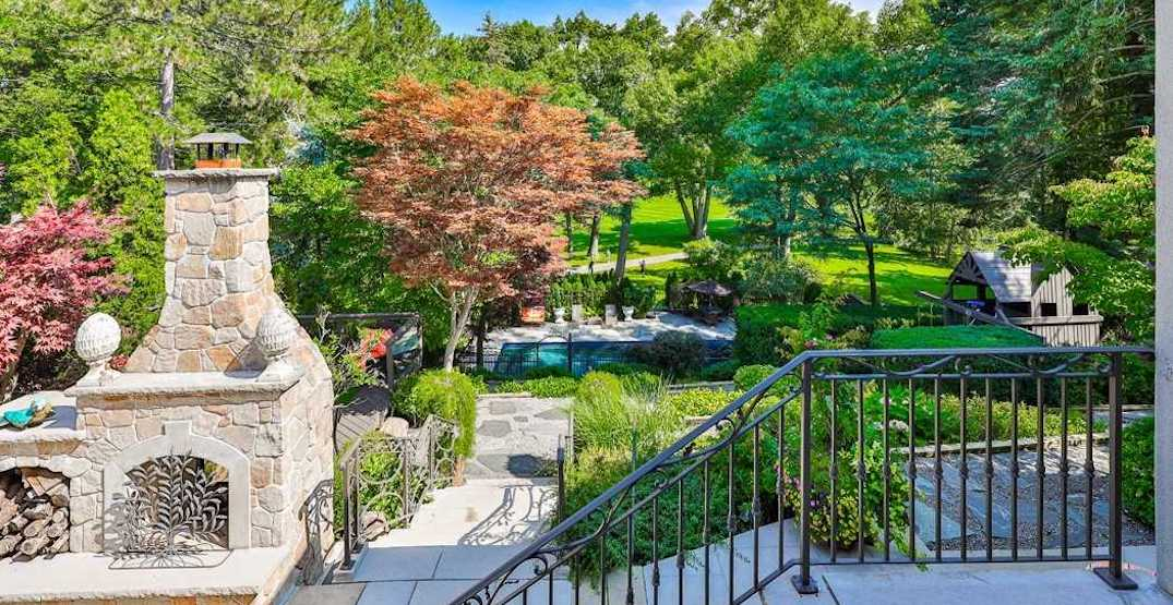 10 Toronto homes with some of the city's biggest backyards (PHOTOS)