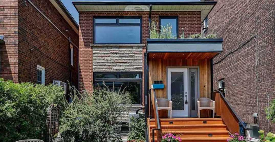 This Toronto house sold for $1.25 million more than it did in 2008